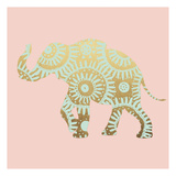Elephant 1 Posters par Victoria Brown