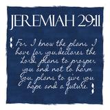Indigo Jeremiah Poster by Taylor Greene