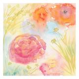 Summer Floral 2 Posters av Beverly Dyer
