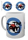 The Jam - Target Mug Mug