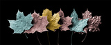 Leaves 3 Plakater