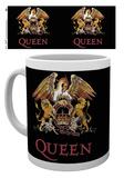 Queen - Colour Crest Mug Mug