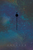 NASA Voyager - Op naar de sterren Poster