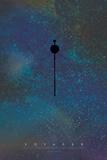 NASA – Voyager-avaruusluotaimet, kohti tähtiä Julisteet