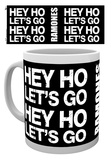 The Ramones - Hey Ho (Mug) Mug
