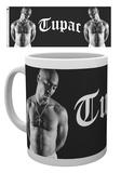 Tupac - Cross Mug Mug