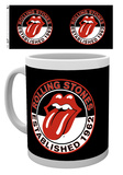 The Rolling Stones (Becher) Becher
