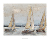Sailing at Dusk I Limited Edition by Ethan Harper