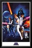 Star Wars Episode IV: Et nytt håp Plakater