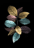 Leaves 2 Kunstdrucke