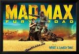 Mad Max: Furia en la carretera Pósters