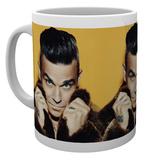 Robbie Williams - Fur Mug Mug