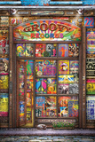 Groovy Records Poster