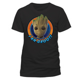 Guardians Of The Galaxy Vol. 2 - Groot Circle Shirts