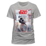Star Wars: Episode VIII - The Last Jedi - BB-8 T-Shirts