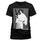Star Wars - Leia Classic Portrait T-Shirt