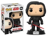 Star Wars: The Last Jedi - Kylo Ren POP Figure Toy