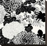 Ikeru Stretched Canvas Print by Kristine Hegre