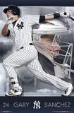 New York Yankees - G Sanchez 17 Posters