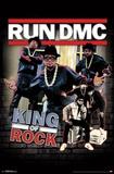 RUN DMC - KING OF ROCK Posters