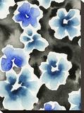 Verna Stretched Canvas Print by Kristine Hegre