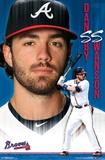 Atlanta Braves - D Swanson 17 Print