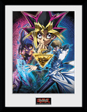 Yu-Gi-Oh! The Dark Side of Dimensions - Key Art Samletrykk