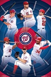 Washington Nationals - Team 17 Posters
