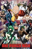 One Punch Man - Key Art 2 Posters