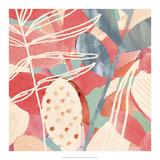 Tropical Assemblage II Poster par Victoria Borges