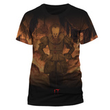 IT - Flames Sublimated