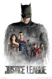 Justice League - Mist Pôsters