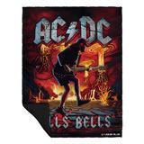 AC/DC - Rock Eruption Blanket Fleece Blanket