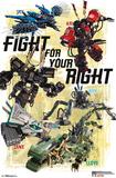 Lego Ninjago - Battle Posters