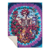 Grateful Dead - 30th Anniversary Blanket Fleece Blanket
