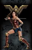 Justice League - Wonder Woman Pôsters