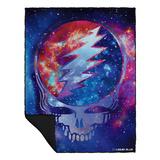 Grateful Dead - Cosmic Stealie Blanket Fleece Blanket