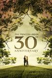 The Princess Bride 30th Anniversary Plakater