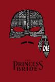 The Princess Bride Mask Plakater