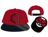 Star Wars: The Last Jedi - First Order Snapback Hat