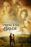 The Princess Bride 30th Anniversary Print