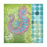 Fantasy Reef IV Kunstdrucke von Paul Brent