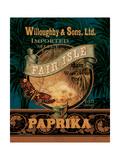 Paprika Kunstdrucke von Pamela Gladding