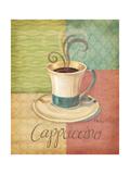 Quattro Coffee I Poster von Paul Brent