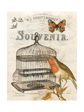 Music Bird II ポスター : グウェンドリン・バビット