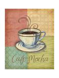 Quattro Coffee IV Kunstdrucke von Paul Brent