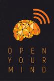 Apri la mente Poster