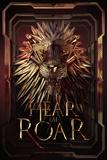 Hear Me Roar Stampe