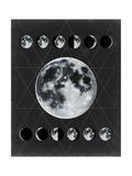 La Luna Premium Giclee Print by Naomi McCavitt