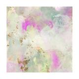 Pastel Swoop I Premium Giclee Print by Jennifer Goldberger